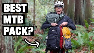 Which EVOC MTB Pack Is Best? (EVOC Hip Pack Pro 3L vs Stage 6L vs Stage 18L)