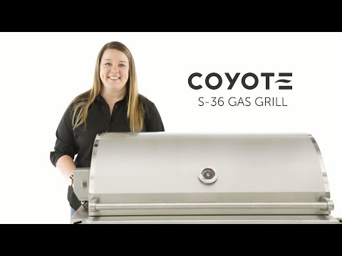 Coyote S Series Gas Grill Overview