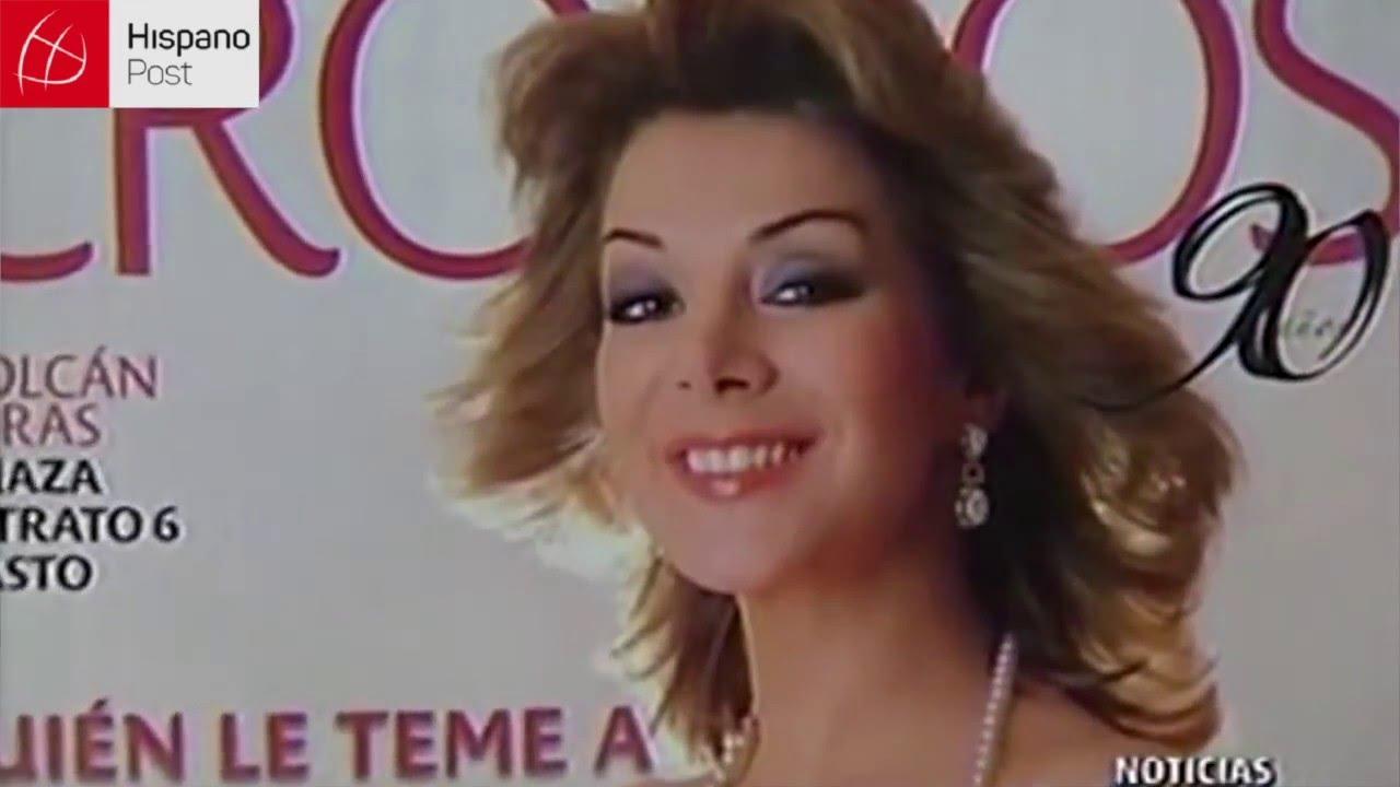 El periodista que obtuvo la entrevista con la amante de Pablo Escobar: Virginia Vallejo