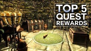 Skyrim - Top 5 Quest Rewards