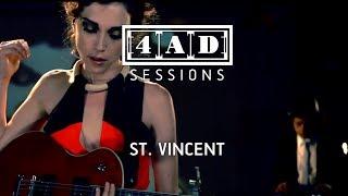 St Vincent   4AD Session
