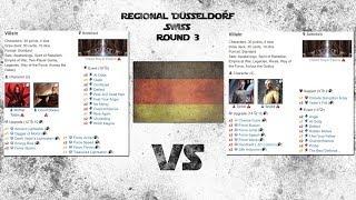 REGIONAL Düsseldorf SW Destiny  Swiss Tarkin Snoke VS Dooku Talzin
