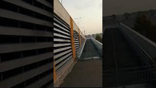 #shorts #tiktok #fpv полет у заброшенной парковки