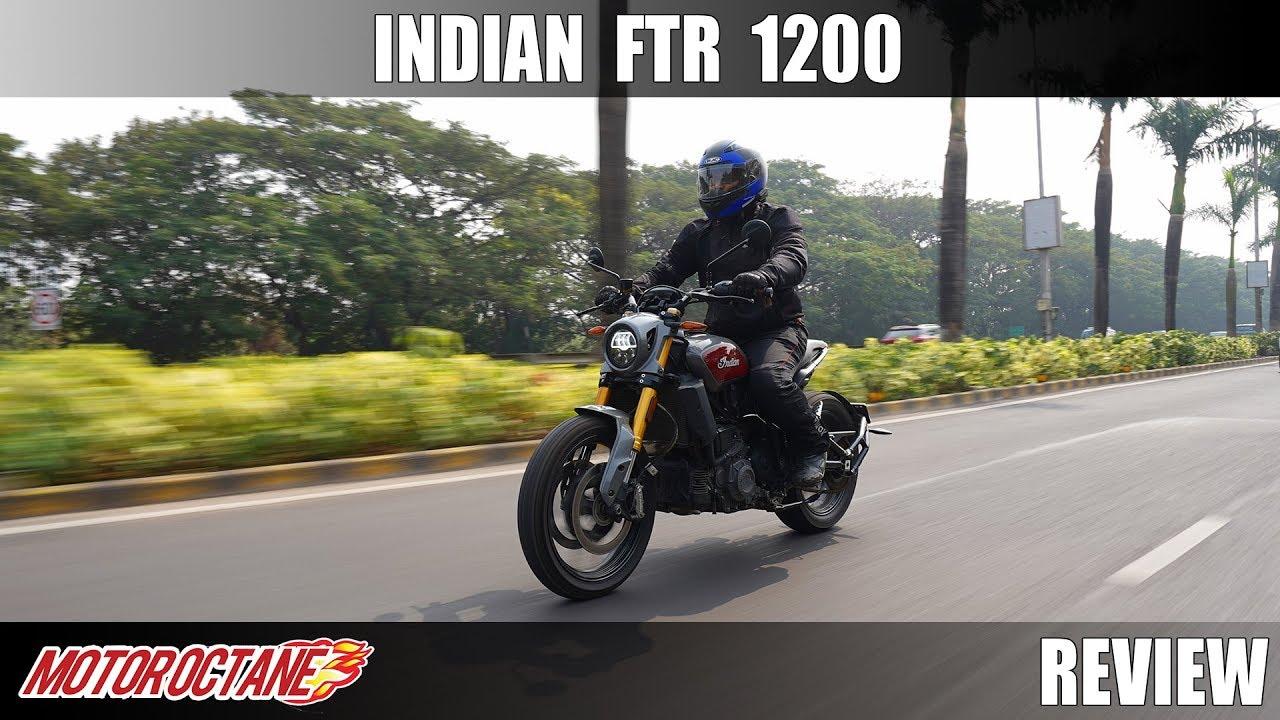 Motoroctane Youtube Video - Indian FTR1200 S Review | Hindi | MotorOctane