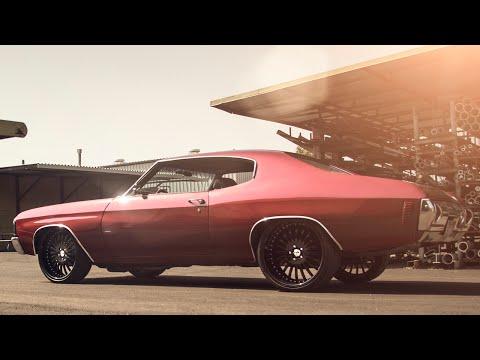 3 Custom Chevrolet Old Schools by California Wheels