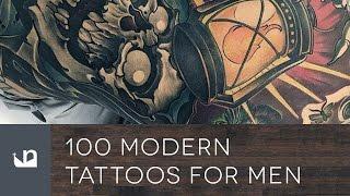100 Modern Tattoos For Men