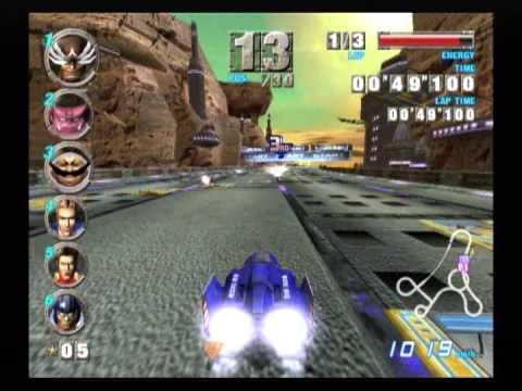 "GAMECUBE "" F-ZERO GX "" COMPLET + POINTS NINTENDO VIP, ETAT NEUF !!"