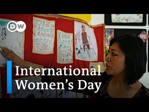 How is International Women's Day spent in Asia? | DW News