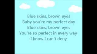 Blue Skies- Joseph Vincent (Lyrics)
