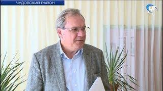 Секретарь общественной палаты страны Валерий Фадеев побывал в селе Грузино Новгородской области