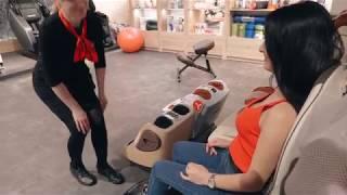 Советы мастеров: кому нужен массаж ног