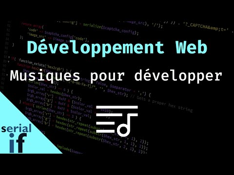 Développement Web - Musique pour coder