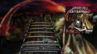 Avenged Sevenfold - Sidewinder (Drum Chart)