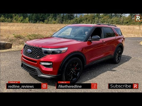 "Is the All-New 2020 Ford Explorer ST Worthy of the ""ST"" Badge?"