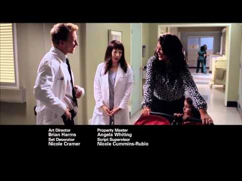 Grey's Anatomy 8.13 (Preview)