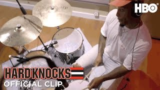 'Christian Kirksey's Drumming Roots' Ep. 1 Clip | Hard Knocks: Training Camp w/ the Cleveland Browns - Video Youtube