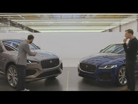 Jaguar Update New 2022 - Design, Technology, Powertrains ( XE, XF, F Pace, E Pace, F Type, I Pace