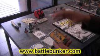 preview picture of video 'Pulp City Miniatures - Game Review'