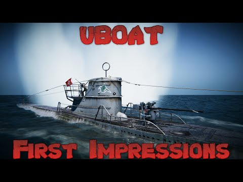 Download First Impressions Of UBOAT! HD Mp4 3GP Video and MP3