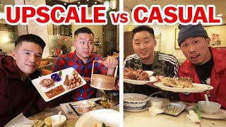 UPSCALE vs CASUAL CANTONESE FOOD (What is Cantonese?) // Fung Bros