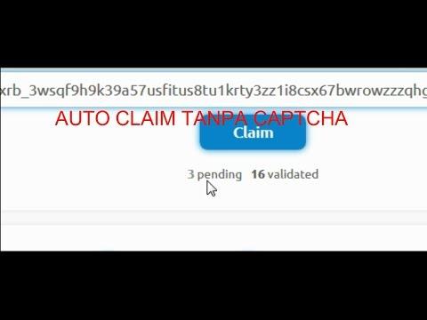 Video Cara Mendapatkan Bitcoin UP 0.01DAY dengan Mrai (auto claim tanpa captcha)