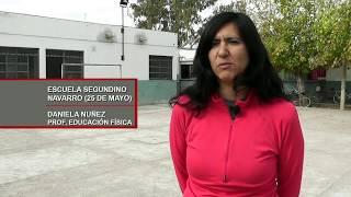 Escuela Segundino Navarro 25 de Mayo