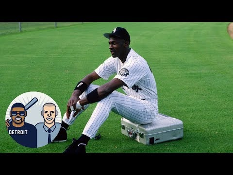 Movie about michael jordan playing baseball in the works from will smith   jalen  amp  jacoby   espn