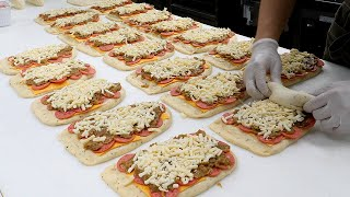 3시간만에 완판! 치즈 폭탄 빵 / cheese bomb bread / korean street food