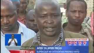 Dira ya Wiki: Seneta Mike Mbuvi Sonko awasilisha stakabadhi