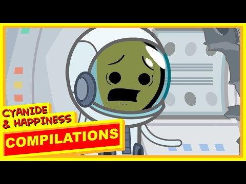 Cyanide & Happiness Compilation - #14