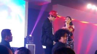 Liza Soberano & Enrique Gil | Grow Old With You + Way Back Into Love | 021316 | #VoteEnriqueFPP #KCA