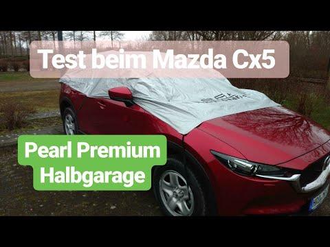 Pearl Premium Halbgarage - Test beim Cx5
