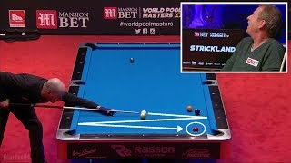 Gambar cover TOP 15 BEST SHOTS! World Pool Masters 2018 (9-ball Pool)