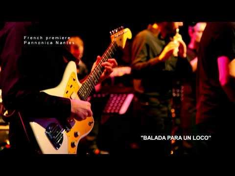 Vidéo Orchestre National de Jazz - Piazzolla! online metal music video by ORCHESTRE NATIONAL DE JAZZ