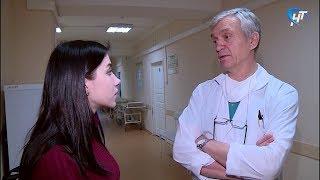 Заведующий хирургией НОКБ Игорь Николаенков продолжал работать, несмотря на чрезвычайную ситуацию
