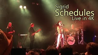 Sigrid - Schedules (Live at Roskilde 2018 in 4K)