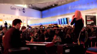 JetBlue - Ellie Goulding Live From T5