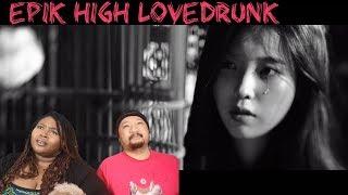 Epik High feat Crush Lovedrunk Reaction