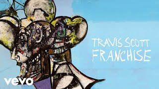 Travis Scott feat. Young Thug & M.I.A. - FRANCHISE (Official Audio)