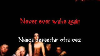Evanescence - Before the dawn Español - Ingles