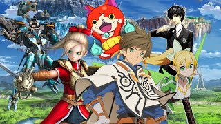 11 JRPGs You Can Play in 2015