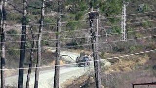 Сирийской армии удалось занять ряд населенных пунктов на границе с Турцией.