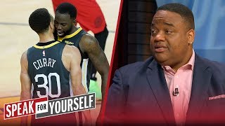 Draymond has been more impressive than Steph Curry vs Blazers — Whitlock | NBA | SPEAK FOR YOURSELF