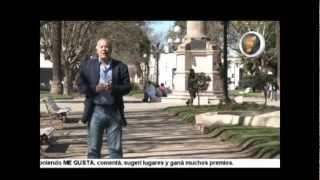 preview picture of video 'La gran plaza Constitución en Gualeguay'
