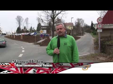 Werner kann Helfen! Richtig im Verkehr - Der Ratgeber