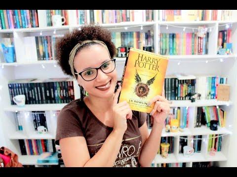 10. Resenha COM SPOILER de Harry Potter e a Criança Amaldiçoada - #RaphaTodosOsDias