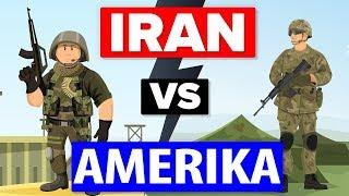 ABD vs İRAN: Kim Kazanır? Askeri güç karşılaştırması - 2019