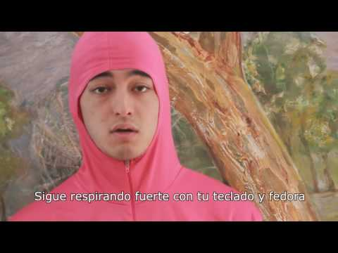 PINK GUY - KILL YOURSELF | FilthyFrank (Sub Español) [HD] - UruguayoRandomTV