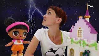 Веселая Школа и Маша Капуки Кануки - Пони и куклы Лол - Видео для детей