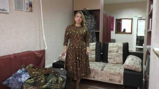 """Коллекция женской одежды от Фаберлик """"Птица счастья"""". Обзор. Часть 1."""